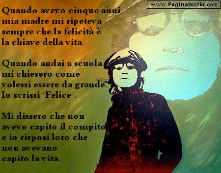 Frasi Sulla Vita John Lennon.Frasi Poster Con Immagini Pag 17